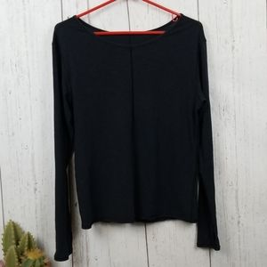 Lululemon long sleeve workout top size 8